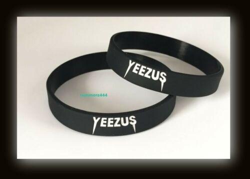 WWJD Bracelet Kanye West Fear of God Purpose Tour Yeezy Boost v2 350 black zebra