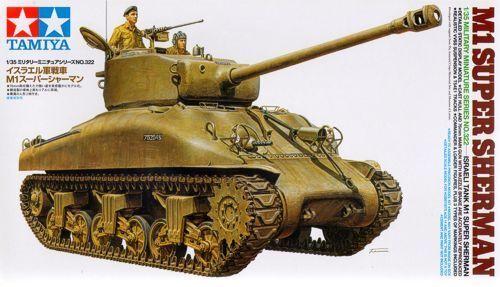 Tamiya 1 35 M1 Super Sherman