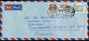 Denmark-1978-Commercial-Cover-To-England-C32098