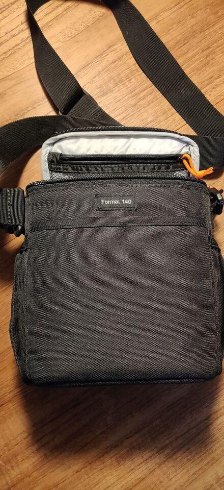 Kamera taske, Lowepro, Format 140