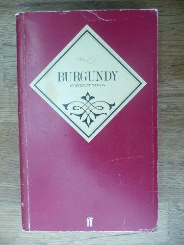 Burgundy,Anthony Hanson