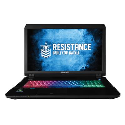 Resistance VR Enforcer Gaming Notebook V3 17.3/GTX1070/i7/16GB/1TB/250GB