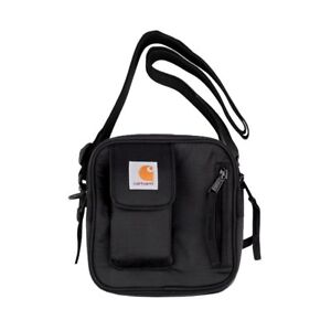 d3778e5aea Image is loading Carhartt-Wip-Essentials-Bag-Side-Shoulder-Travel-Black-