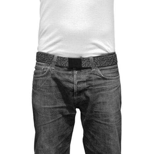 MASTER DIS PRINTED WOVEN BELT Basic Premium Gürtel bedruckter Singel Stoffgürtel