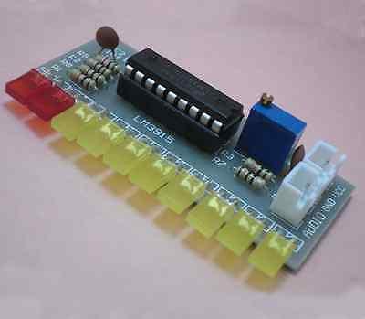 1 PCS LM3915 Audio Level Indicator électronique Production Suite DIY Kit Neuf