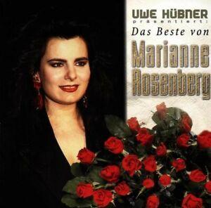 MARIANNE-ROSENBERG-034-DAS-BESTE-034-CD-NEUWARE