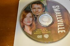 Smallville First Season 1 Disc 6 Replacement DVD Disc Only *****