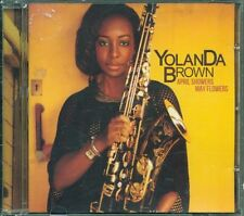 Yolanda Brown – April Showers May Flowers Cd Perfetto