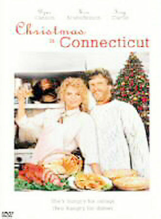 Christmas In Connecticut DVD, 2004, Dyan Cannon, Kris Kristofferson  - $6.70