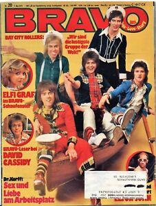 BRAVO-NR-20-7-Mai-1975-Bay-City-Rollers-Elfi-Graf-Brian-Jones-Elton-John