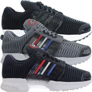 7073692192f9 Adidas ClimaCool 1 black blue gray Men s   Women s   Kid s Shoes ...