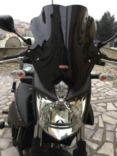 Yamaha XJ6 Windshield Windscreen Wind Deflector 38cm 2011-2016