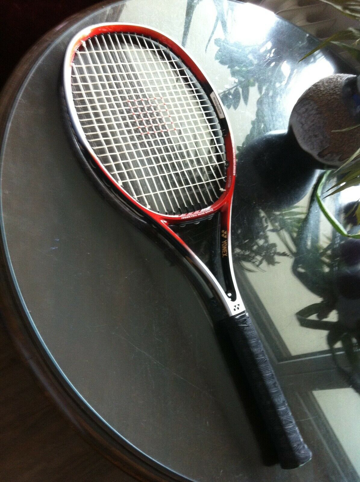 YONEX MP Tour 1 90 Sq in L3 Tennisschläger Racket Isometric Head Shape