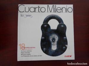 DVD + LIBRO DOCUMENTOS SECRETOS - CUARTO MILENIO 18 - IKER JIMENEZ ...