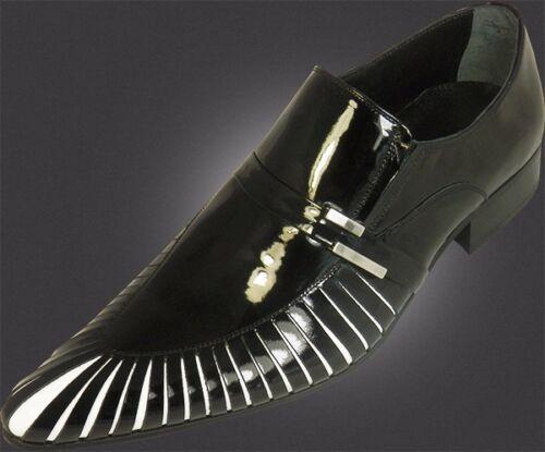 Slipper mano g O Gills Shark Designer 41 Nero Chelsy Italian a fatto AIAwUv