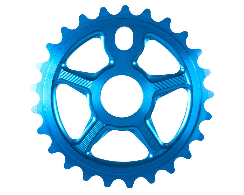 S&M Bikes TUFF  Lite Piñón Chainwheel Azul 26 MAN T tuffman Fit perfil CULT  Web oficial