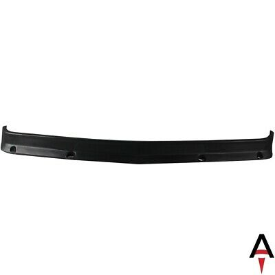 New Front Lower Valance Air Deflector Primed For 1988-2000 GMC K1500 Sierra Chevrolet C1500 C2500 C3500 Silverado w//o Tow Hook Holes plastic Direct Replacement 15569428