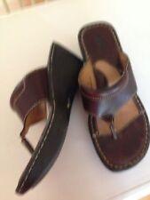 e0e48027f49d0 Teva Men s Classic Flip Flop Thong Sandal Eiffel Tower Brown Size 7 ...