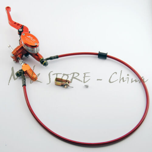 Motorcycle Hydraulic Clutch Lever Master Cylinder 900mm For KAYO BSE Xmotos 125c