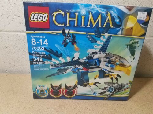 70003 LEGO /> Legends of Chima /> Eris/' Eagle Interceptor