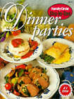 Dinner Parties by Family Circle Editors (Paperback, 1993)