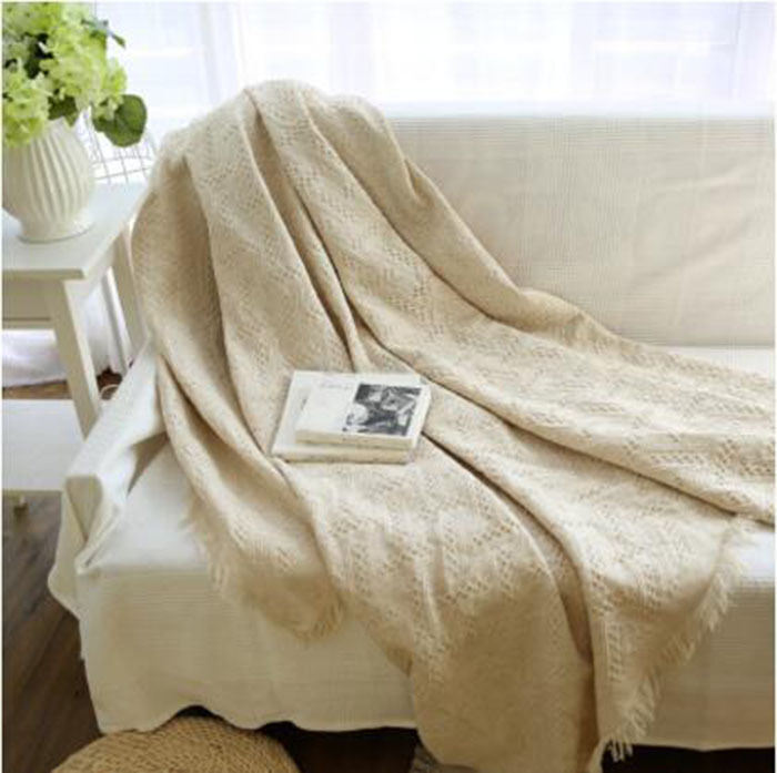 100% cotton Handmade Sofa Cover Throw Chair Cover Blanket  Bed Sheet