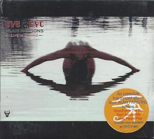 CD-Compact-disc-ALAN-PARSON-EYE-2EYE-LIVE-IN-MADRID-Slidepack-Nuovo