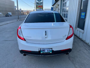 2013 Lincoln MKS Echboost
