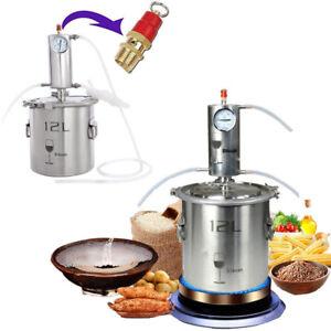 12L-Maison-distillateur-inoxydable-kits-alcool-eau-huile-distillateur