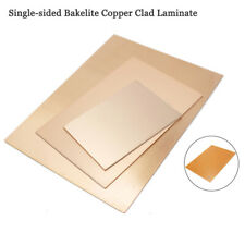 12pcs Pcb Printed Circuit Board Single Sided Bakelite Copper Clad Laminate Fr 4