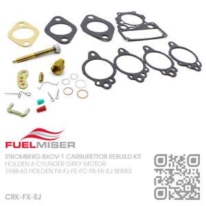 STROMBERG-BXOV-1-CARBY-REBUILD-KIT-6-CYL-138-GREY-MOTOR-HOLDEN-FB-EK-EJ-SERIES