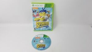 Xbox-360-Spongebob-Hero-Pants-Game-Tested-and-Works-Good-Condition