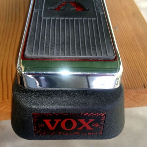 """standard model vox-jimi-crybaby by gagan /""""woodstock specs/"""" controversy//youtube"""