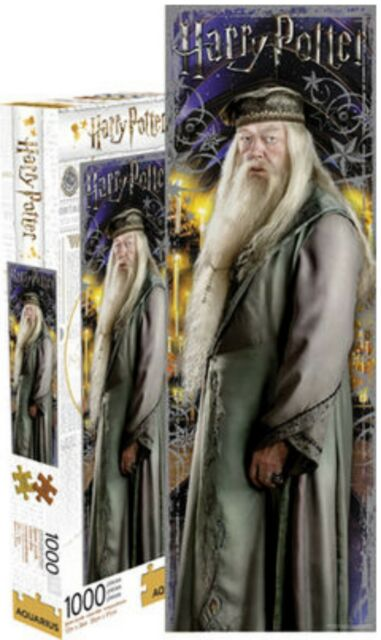 Harry Potter Dumbledore Mince 1000 Piece Jigsaw Puzzle 900mm X 300mm (NM)