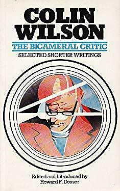 Bicameral Critic by Wilson, Colin