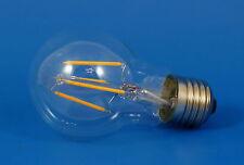 E27 4W Edison Vintage COB LED Lampe Filament Glühbirne Fadenlampe Warmweiss