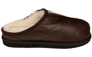Shepherd-MARTIN-Mens-Luxury-Sheepskin-Slippers-in-Oiled-Antique