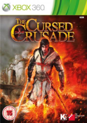 Xbox-Cursed Crusade /X360  GAME NEUF