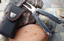 Victorinox Swiss Army SPIRIT PLUS RATCHET Multi-tool Nylon Sheath 53807 NEW