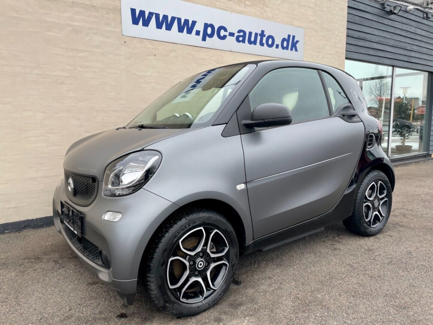 Smart Fortwo  Electric Drive Prime 3d