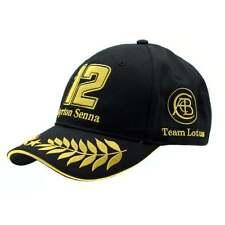 Ayrton Senna Collection JPS Team Lotus Cap F1 Black ADULT