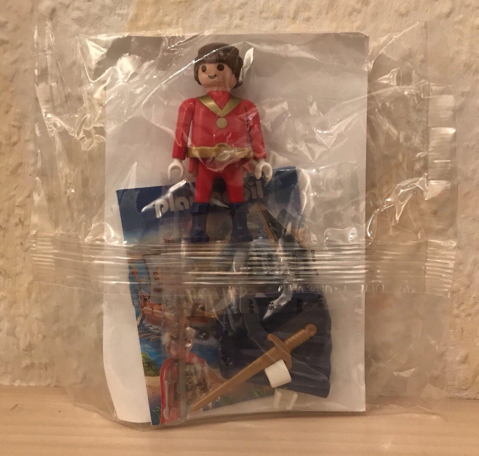 Playmobil - PRINZ DE BEUKELAER - Limited Edition - NEU OVP - VERSAND DOUBLEBOXED