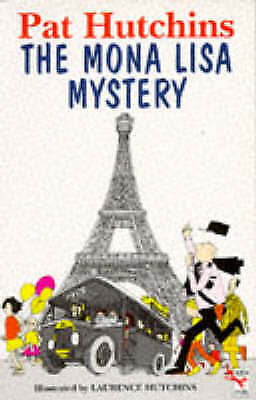 Hutchins, Pat, Mona Lisa Mystery,The (Red Fox Younger Fiction), Very Good Book