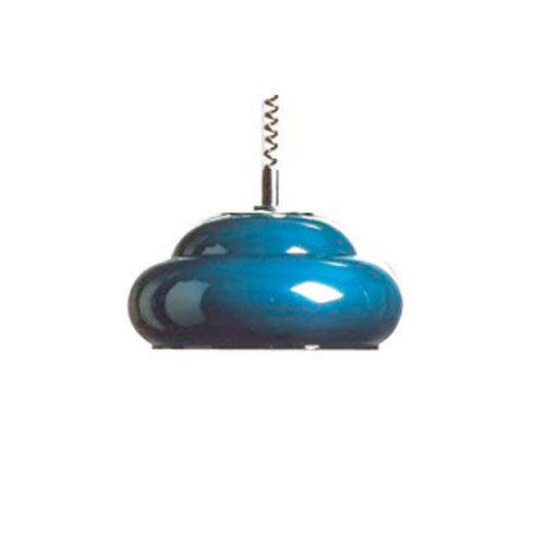 Une nouvelle nouvelle nouvelle génération, nouvelle sélection! Luminaire lampe eclairage billard 1 globe Milano bleu b12ff5