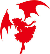 Touhou Project Remilia Scarlet Character Decal 3 sticker