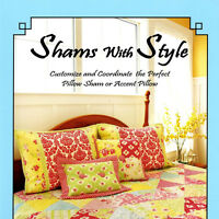 Shams With Style Custom Home Quilt Pillows Patterns