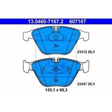 13.0470-7167.2 Bremsbelagsatz Bremsklotz Bremsklötze Bremse Bremsen ATE