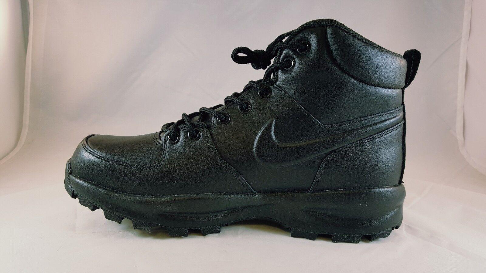 best cheap 9c62d 7b9a0 Nike Manoa Leather Men s Men s Men s Hiking Boot 454350 003 Size 8 74e8a3