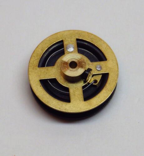 Cuckoo Clock Music Box Chain Drive Wheel With Click NEW 28 mm Diameter
