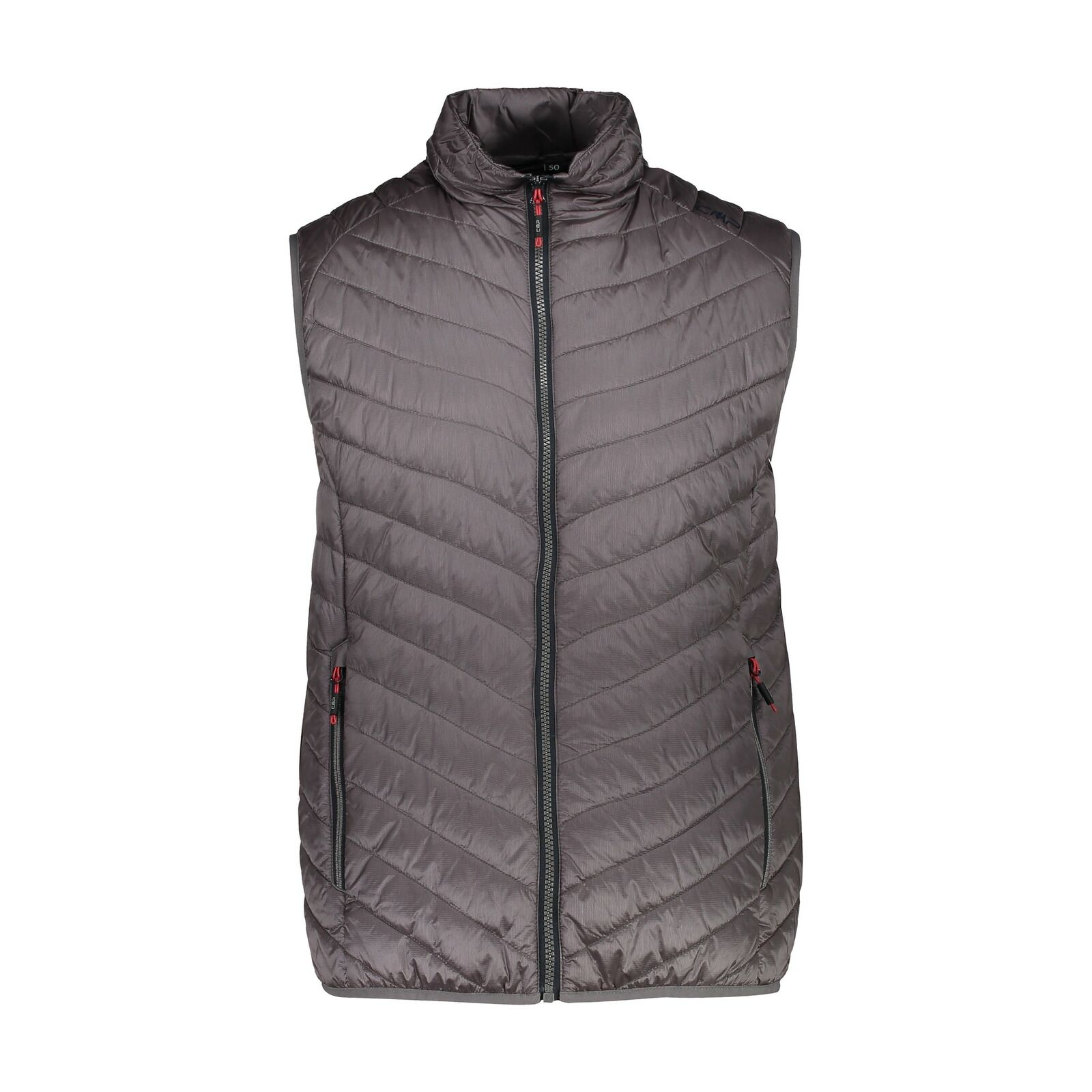 CMP vest waistcoat man vest lightweight breathable  waterproof brown  come to choose your own sports style